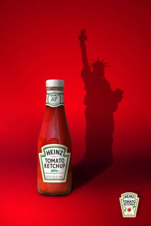 Heinz plakat