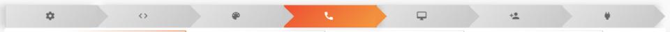 callpage calls settings