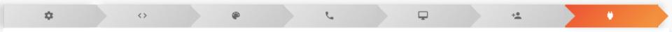 integrations settings callpage