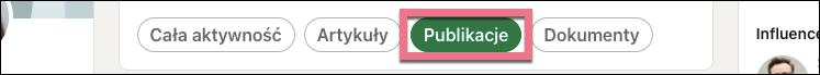 publikacje linkedin