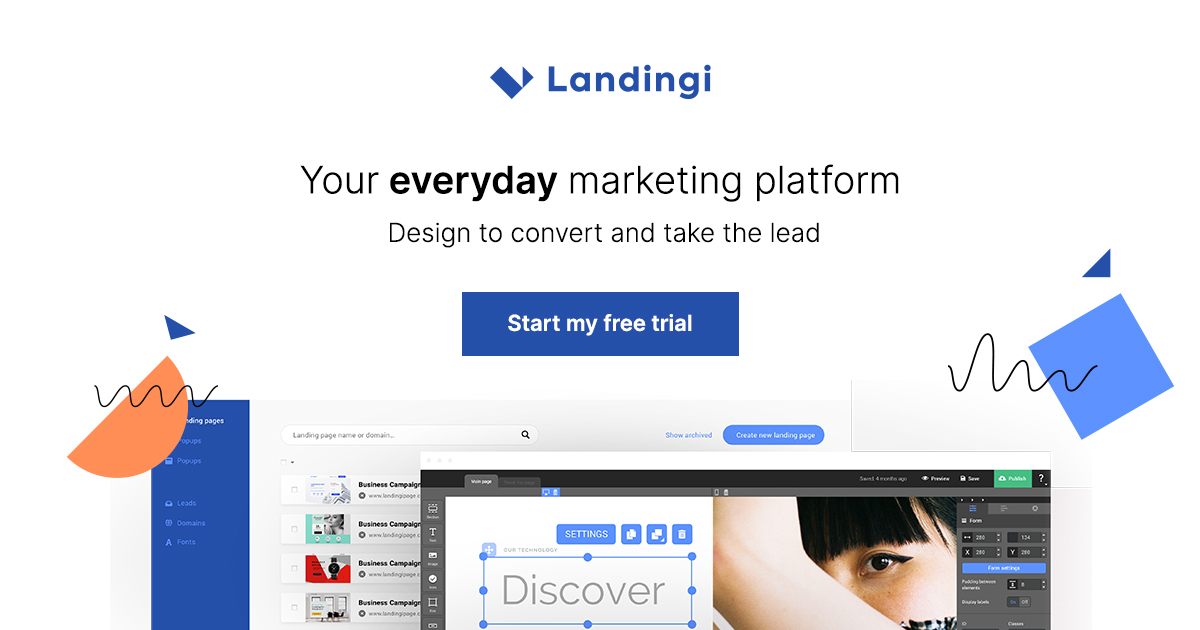 Landingi Free Trial: Start Your 14-Day Free Landingi Trial 2021