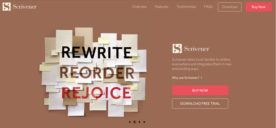 Scrivener LP