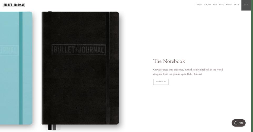 Bullet Journal LP