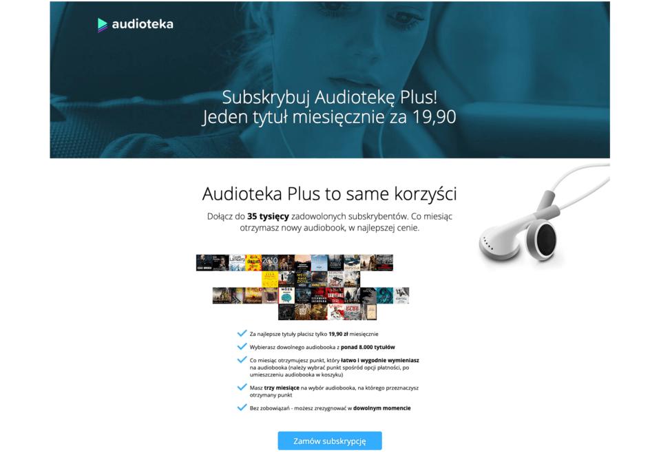 Audioteka Plus LP