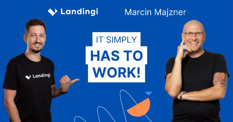 Marcin Majzner & Landingi