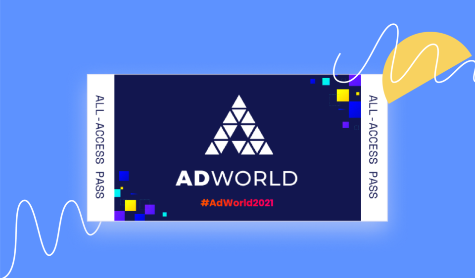 Ad World Tickets to win