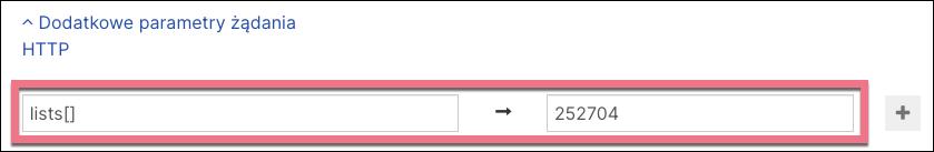 webhook parametry żądania